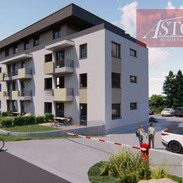 Ponúkame Vám na predaj byty v novopostavenom bytovom dome Bystrička. K dispozícií je 17 veľkorysých bytov s rôznymi rozlohami a počtom izieb. Bytový ...