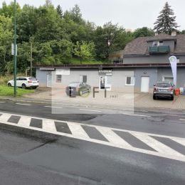 Na prenájom nebytový priestor v Banskej Štiavnici, časť Križovatka /oproti Bille/, celková plocha 36,5 m2, prístup autom z cesty, vlastné parkovanie, ...