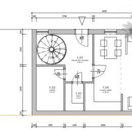 Predáme RD - pôvodný stav, v spoločnom dvore s krásnym pozemkom pri potoku v Stupave.RD má rozlohu 52 m2 a je spojený ešte s jedným menším RD. Za ...