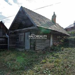Ponúkame Vám na predaj pozemok z pôvodnou starou drevenicou v okrajovej mestskej časti Brezna, Zadné Hálny z rozlohou 368 m², v miernom svahu. ...