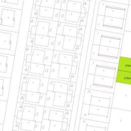 Na predaj novostavbu tehlového rodinného domu ktorý je súčasťou dvojdomu v tichej lokalite plnej zelene v Bernolákove. Dom sa pripravuje do výstavby ...