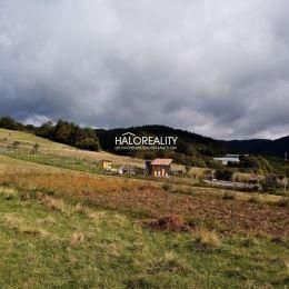 Ponúkame na predaj pozemok s výmerou 1142 m² na výstavbu rekreačnej chaty blízko obce Nevoľné pri Kremnici. Pozemok je mierne do kopca, má užší ...