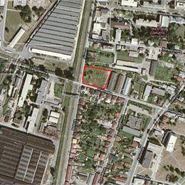Stavebný pozemok v širšom Centre mesta, v inraviláne mesta, všetky IS v dosahu, vhodný na IBV-bytovú výstavbu, investičný zámer. Pozemok sa nachádza ...