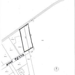 Stavebný pozemok v novom územnom pláne obce, nachádzajúci sa 8 km od Martina, parcela v peknom prírodnom prostredí, inžinierske siete -voda, ...