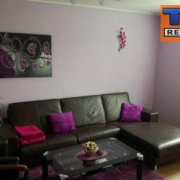 Predaj pekný zariadený 3 izbový byt / 62 m2/ v Nitre na Klokočine...
