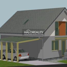 Exkluzívne v HALO reality ponúkame na predaj dvojpodlažný rodinný dom - ide o novostavbu - holodom v obci Kanaš (okr. Prešov) o zastavanej ploche 118 ...