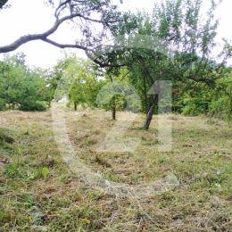 Stavebný pozemok v tichej časti obce Slanec. Dobrá cena !