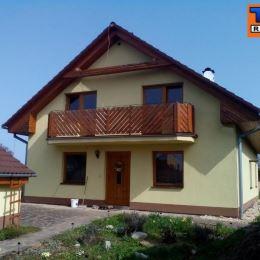 Na predaj 4 izbovú tehlovú novostavbu v Žiline, časť Bytčica o zastavanej ploche cca 68m², celkovej výmere 560m². Dom dispozične pozostáva z prízemia ...