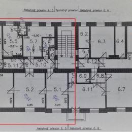 Na predaj tri jednotlivé poschodia v polyfunkčnom dome v centre Trenčína na Hasičskej ulici. Každé poschodie má 160m2. Sú plne prenajaté a tvoria ho ...