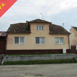 ZĽAVA!!! Rodinný dom, Koválov, okres Senica