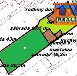 Na predaj prekrásny pozemok, so starším rodinným domčekom v lukratívnej časti mesta Žiliny - v Trnovom. Rodinný dom je situovaný na prevažne ...