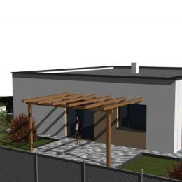 Rodinný dom, výstavba,Košariská, pozemok 706 m2