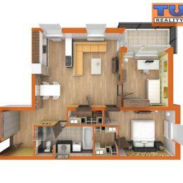 Na predaj novopostavený 3 izbový byt na Pannónskom háji na sídlisku východ v meste Dunajská Streda.Byt je exkluzívne dokončení s kvalitných ...