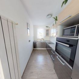 Rezervované! Galanta 3 izbový byt so záhradou vo vynikajúcej lokalite 3D prehliadka