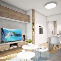 Tureality exkluzívne ponuka 2 izbový byt s rozlohou 43 m2 v novostavbe v Martine ....Byt disponuje balkónom .... Možnosť zakúpiť vonkajšie parkovacie ...