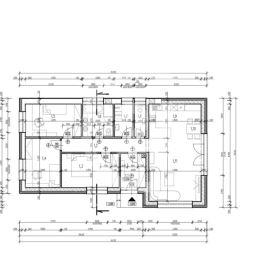 Na predaj je nový 4izbový bungalov v dedinke BELADICE pri Nitre.Dispozične je riešený veľmi prakticky =užitková plocha je 135m2 a prístup od cesty je ...
