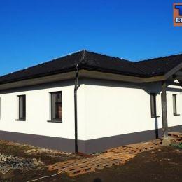 TUreality Vám ponúkajú na predaj novostavby troch priestranných, identických rodinných domov v obci Ivánka pri Nitre v prevedení drevodom s pozemkom ...