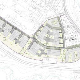 Ponúkame na predaj pozemky, ktoré sú určené ako plochy mestského a nadmestského občianskeho vybavenia a polyfunkčnej zástavby. Vhodné na výstavbu ...