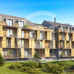 2-izbový apartmán s veľkou terasou vo Vysokých Tatrách