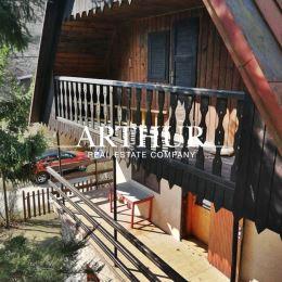 Na predaj rekreačná chata v jednej z najžiadanejších lokalít západného Slovenska - Sokolské chaty, patrí pod obec Cerová, okres Senica. Plusom je ...