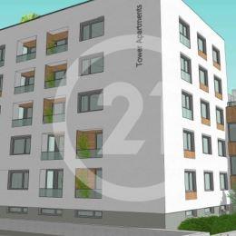 Century21 Tatry Vám ponúka na predaj veľký priestranný 3-izbový byt o rozlohe 97 m2 v novospostavenom apartmánovom dome - TOWER APARTMENS.Veľká ...