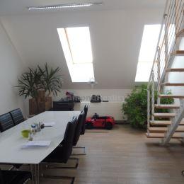 Ponúkame na prenájom krásny administratívny priestor o výmere 130 m2 na 2. poschodí v meštiackom dome na ulici Masarykovej v mestskej časti Košice – ...