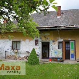 Ponúkame Vám na predaj kamenný dom, vhodný na chalupu, v lone prekrásnej prírody Turovského predhoria, ktoré je časťou Kremnických vrchov. Domček sa ...