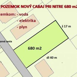 TUreality Vám ponúka NA PREDAJ pekný, rovinatý pozemok v tichej časti na výstavbu rodinného domu v tesnej blízkosti krajského mesta Nitra o výmere ...