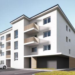 Realitná kancelária OREA Vám exkluzívne ponúka na predaj 2-izbový byt o výmere 49 m2 v novovzniknutom polyfunkčnom dome GERDIG na Brezovci v Dolnom ...