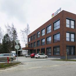 Ponúkame Vám na prenájom jedinečné administratívne priestory pre Váš biznis v modernej a nadštandardne vybavenej budove MATLAK economy - Lucenkova na ...