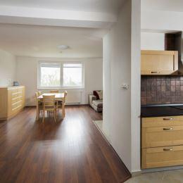 Veľkometrážny apartmán v centre Tatranskej Lomnice