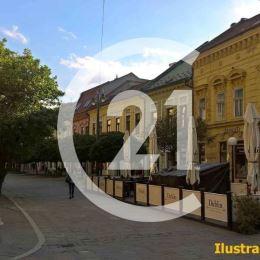 Century 21 GARANT Vám exkluzívne ponúka na prenájom kancelárske priestory v historickom centre Prešova (v oblasti pri ,,Trojici