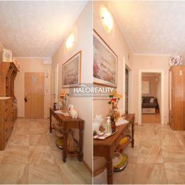 Ponúkame Vám na predaj kompletne zrekonštruovaný trojizbový byt v Partizánskom na sídlisku Luhy 2. Byt má rozlohu 75m². Nachádza sa na piatom ...