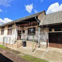EXKLUZÍVNE na predaj 3 izbový tehlový rodinný dom v Hornom Hričove vzdialenej iba 10km od Žiliny o celkovej výmere 522m². Dom má zrekonštruované ...