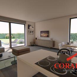 Ponúkame na predaj 3 izbový dom ktorý je časťou dvojdomu. Nachádza sa v novej lokalite obce Miloslavov. Úžitková plocha domu je 73,26 m2 + 12 m2 ...